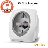 Buy cheap Facial Skin Scanner Machine Magic Mirror Face Skin Analyzer 3D Face Camera from wholesalers
