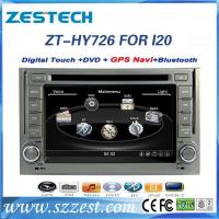 Buy cheap 2014 Cheap Car multimedia for Hyundai i20 with gps navigation auto rear view function ZT-HY726 from wholesalers