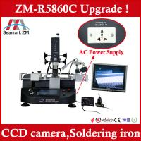 Buy cheap touch screen bga rework machine ZM-R5860C for repairing mobile phone with solder ball from wholesalers