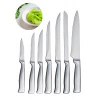 Buy cheap Healthy Kitchenware Knife Set , Kitchen Cutlery Knives Hollow Forged Shank product
