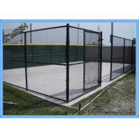 Buy cheap Hot Dipped Galvanized Chain Link Fence Slats / Panels Heavy Duty Sliding Gates 5 Foot from wholesalers