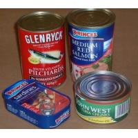 Buy cheap 311# canned mackerel filet in sunflower oil from wholesalers