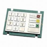 Buy cheap PCI EPP-PCI 1.x or 2.x Metal Keyboard from wholesalers
