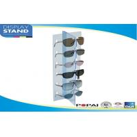 Buy cheap Rotating Supermarket Acrylic Display Shelves for Sunglasses , Customized Color from wholesalers