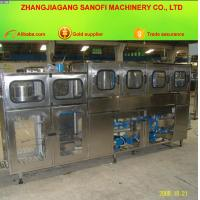 Buy cheap Stainless Steel Small Scale Pure Liquid Bottle Filling Machine Water Treatment Line from wholesalers