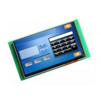 Buy cheap 7 Inch 800 * 480 Uart Projected Capacitive Touch ScreenWith RS232 / TTL Interface For Raspberry Pi from wholesalers