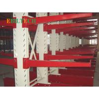 Buy cheap ISO    Heavy Duty Cantilever Storage Racks  Steel Q235 B  1000kgs/Arm  Capacity from wholesalers