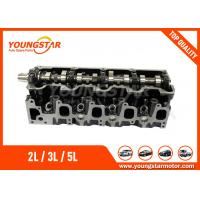 Buy cheap Complete Cylinder Head For TOYOTA  Hilux  Dyna Hiace 3L 2.8L 11101-54131 909053 product