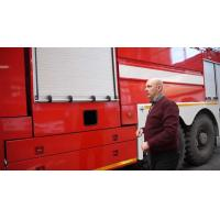 Buy cheap Anodized Aluminium Security Roller Shutter for Fire Truck Door from wholesalers