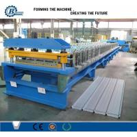 Buy cheap Automatical Trapezoidal Iron Profiling Sheet Machine Roofing Sheet Making Machine from wholesalers