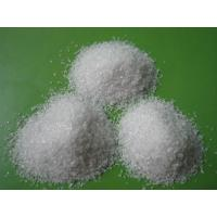 Buy cheap Sandblasting White fused alumina/white Corundum grains 36#/WA from wholesalers