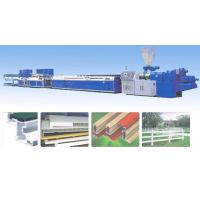 Buy cheap PVC Crust Foamed Sheet Extrusion Line product