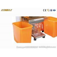 Buy cheap Automatic Stainless Steel Commercial Orange Juicer Machine 250W 50HZ / 60HZ CE from wholesalers