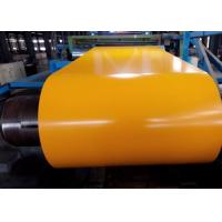 Buy cheap Cold Rolled Steel Sheet Color Steel Coil / Ppgi Prepainted Galvanized Steel Coil from wholesalers