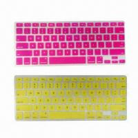 Buy cheap Tablet Keyboard Covers, Custom Color and Logo, Flexible MOQ from wholesalers