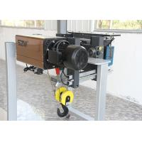 Buy cheap New design 5 ton electric hoist with CE ISO certificates from wholesalers
