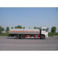31 Ton Dongfeng 6x4 Carbon Steel Oil Tank Truck For Fuel Delivery Transportation