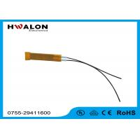 Buy cheap Silver / Aluminum Electrode Ceramic PTC Heater Chip 110 - 240v Heating Element Kettle from wholesalers