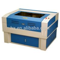 Buy cheap safe rabbit hot sale HX-6090SE CO2 laser cutting and engraving machine from wholesalers