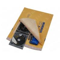 Buy cheap Decorative Postage CD Foam Padded Mailing Envelopes 12.5*18mm from wholesalers