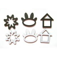 Buy cheap Cute Rubber Magnet Sheets for Kids / Blank White Personalized Fridge Magnet from wholesalers