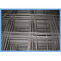 Buy cheap BS 4483 Welded Wire Mesh , Welded Wire Sheets Fabric Concrete Reinforcement from wholesalers