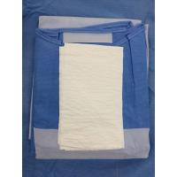 Buy cheap Disposable Protective Clothing Non Toxic Disposable Gowns For Hospitals from wholesalers