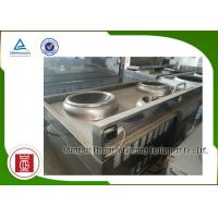 Buy cheap Restaurant / Kitchen Commercial Induction Stove Two Heads Single Tail from wholesalers