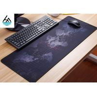 Buy cheap Rubber Large Computer Mouse Pad Non - Slip Waterproof Keyboard Mouse Mat from wholesalers