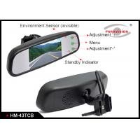 Buy cheap High Brightness Mirror Mounted Reversing Camera With Changeable Bracket from wholesalers
