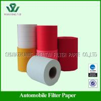 Buy cheap High Quality Heavy Truck Fuel Filter Paper from wholesalers
