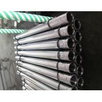 Buy cheap Customized CK45 / ST52 Hollow Round Bar For Hydraulic Cylinder from wholesalers
