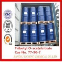 Buy cheap Clear Liquid Good Oil Resistance Acetyl Tributyl Citrate Mildew Resistance Paint Plasticizers product