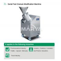 Buy cheap ZL Serial Fast Granule Modification Machine product