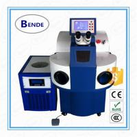 Buy cheap Fast Speed Jewelry laser welding machine,sliver laser welding machine,gold laser welding from wholesalers
