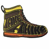 Buy cheap Shoes Fruits Kids Custom Iron On Cloth Patches Folk Art Style from wholesalers