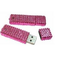 Buy cheap high speed crystal diamond USB gadget usb flash drive 128MB - 32GB  from wholesalers