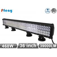 Buy cheap Quad Row Off Road 36 Inch Led Light Bars 468W Cree High Lumen from wholesalers
