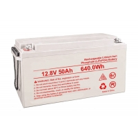 Buy cheap ABS Case 640WH 12.8V 50Ah Solar Panel Battery Bank from wholesalers