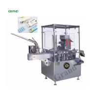 Buy cheap Fully Automatic High Speed Cartoning Machine , Blister Cartoning Machine JDZ-120III product
