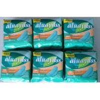 Buy cheap Always Sanitary Pads Lady Napkin 240mm Dayuse Prevent Fluid From Leakage product