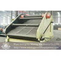 Buy cheap Single Deck Vibrating Screen Machinery Circle Throw Pre - Crushed from wholesalers