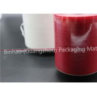 Buy cheap High Tension Stress Self Adhesive Tear Tape BOPP / OPE / PET Materials from wholesalers