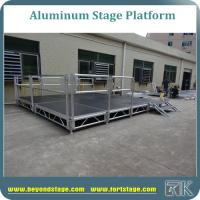 Buy cheap Best price Concert Stage/used portable stage for sale/Stage Mobile Stage on the sale from wholesalers