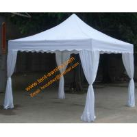 Buy cheap UV Resistant Waterproof Folding Wedding Tent 3x3m Aluminum Fold Up Gazebos from wholesalers
