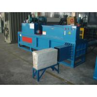 Buy cheap NKB240 Sawdust  recycling baling press & Bagging machine from wholesalers
