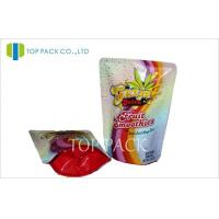 Buy cheap Fruit Juice Stand Up Pouches With Spout Top 12oz QS And SGS Approved from wholesalers