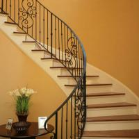 Buy cheap Wrought Iron Stair Handrails from wholesalers