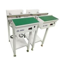 Buy cheap CE Certificated PCB Conveyor 1.4M Double Track Transmission Machine New Condition product