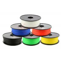 Buy cheap 1.75mm / 3mm PLA 3D Printing Filament Materials 1kg / Spool from wholesalers